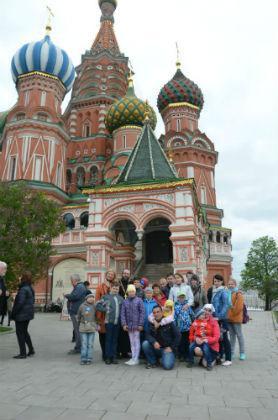 Экскурсионная поездка детской воскресной школы