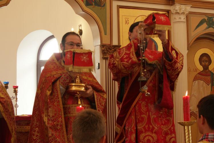 Престольный праздник Пантелеимона Целителя