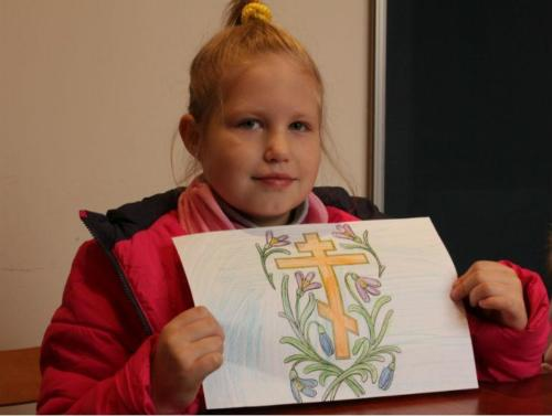 урок детской воскресной школы 1 октября 2017 год