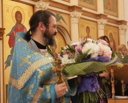 Празднование Иконы Божией Матери Спорительница Хлебов 2017год