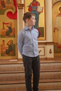 Праздник Пасхи детской воскресной школы 2018