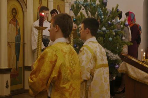 Рождество Христово 2020 год