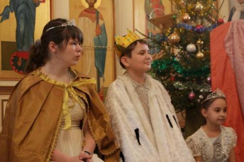 Праздничный концерт Рождество Христово