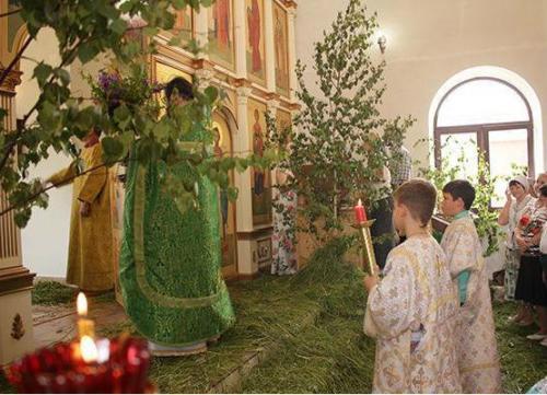 Праздник Святой Троицы